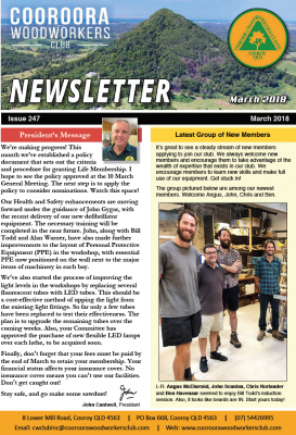 Newsletter Issue 247