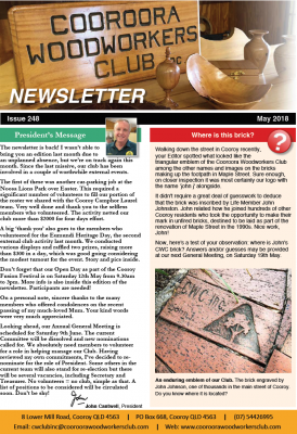 Newsletter Issue 248