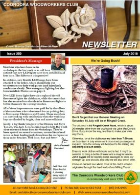 Newsletter Issue 251