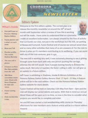 Newsletter Issue 255