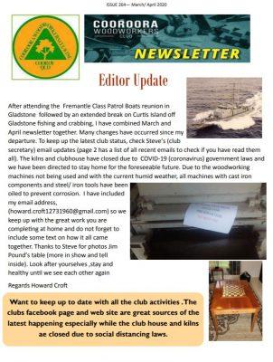Newsletter Issue 264
