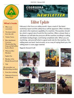 Newsletter Issue 263